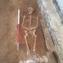 Archaeological excavation at St Michael's, Newton Abbot, Devon