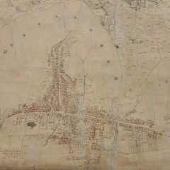 Historic map of St Andrew's, Ashburton, Devon