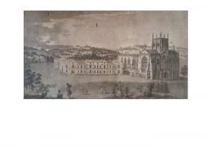 Milton Abbey Dorset