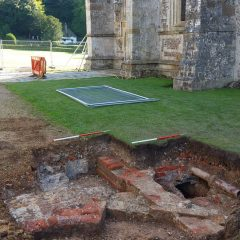 Milton Abbey, Dorset - Archaeological Watching Brief
